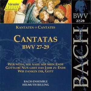 Bach - Cantatas Vol. 9