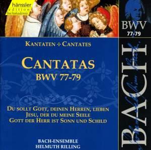 Bach - Cantatas Vol. 25