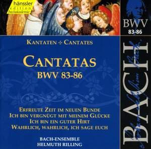 Bach - Cantatas Vol. 27
