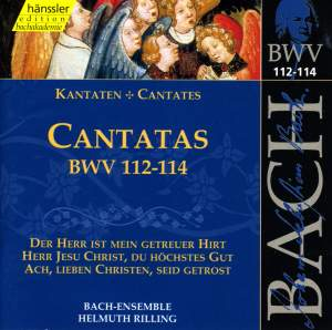 Bach - Cantatas Vol. 36