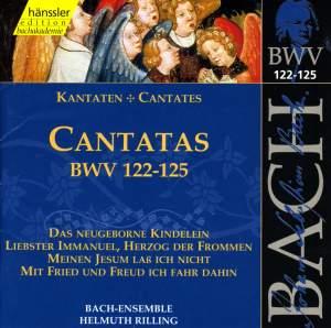 Bach - Cantatas Vol. 39 Product Image