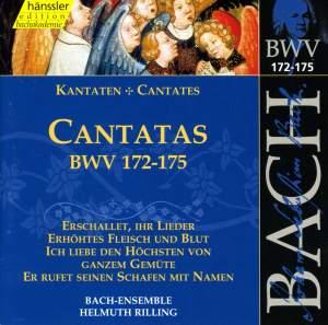Bach - Cantatas Vol. 52