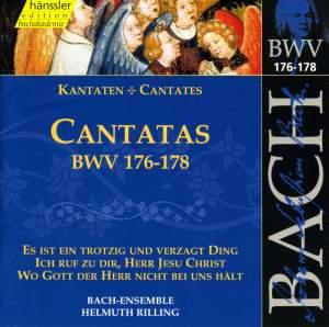 Bach - Cantatas Vol. 53