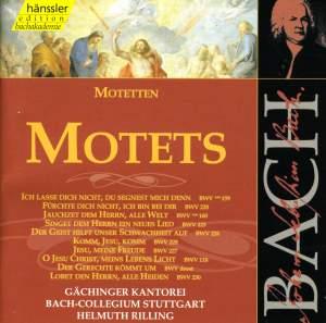 J. S. Bach: Motets