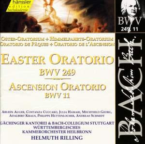 Bach: Easter & Ascension Oratorios