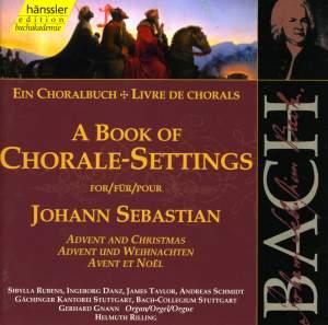 A Book of Chorale-Settings for Johann Sebastian Product Image