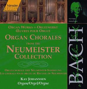 Bach, J S: Chorale Preludes from the Neumeister Collection, BWV714, 719, 737, 742, 957 & 1090-1120