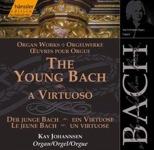 The Young Bach - A Virtuoso