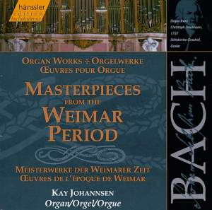Bach: Masterpieces From The Weimar Period