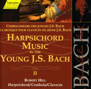 Harpsichord Music By The Young J.S.Bach (Vol. 2)