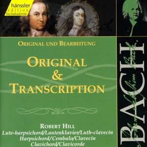 Bach: Original & Transcriptions