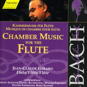 Bach: Chamber Music for the Flute