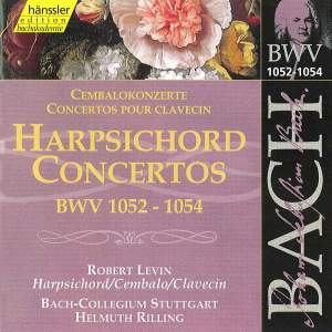 J S Bach: Harpsichord Concertos
