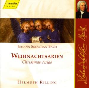 J. S. Bach: Weihnachtsarien