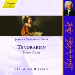 J. S. Bach: Tenor Arias