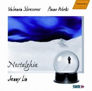Valentin Silvestrov: Piano Works