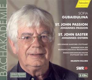Gubaidulina: St John Passion & St John Easter
