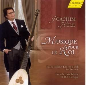 Musique pour le Roi - French Lute Music