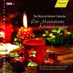 The Musical Advent Calendar Volume 7