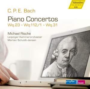 CPE Bach: Piano Concertos