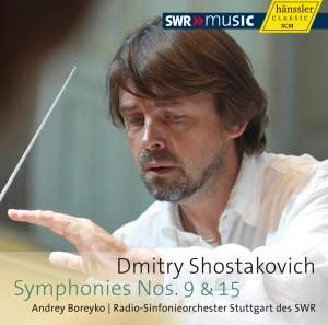 Shostakovich: Symphonies Nos. 9 and 15 Product Image