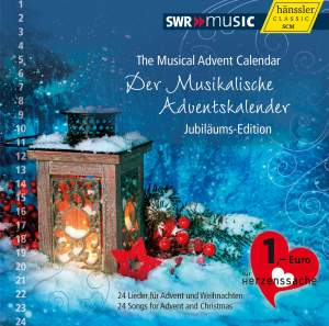 Der Musikalische Adventskalender Jubilaums-Edition