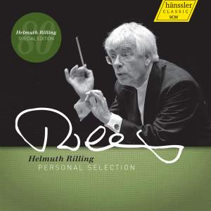 Helmuth Rilling: Personal Selection Product Image