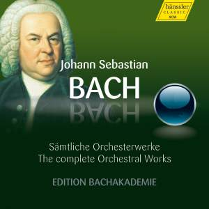 JS Bach: Complete Orchestral Works