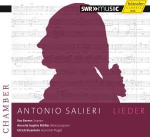 Salieri: Lieder