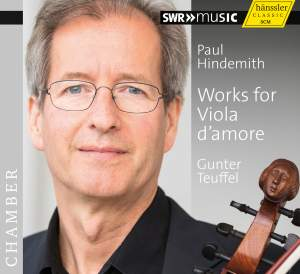 Hindemith: Works for Viola d'amore