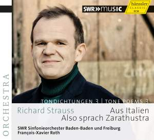 Richard Strauss: Tone Poems, Vol. 3