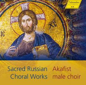 Sacred Russian Choral Works