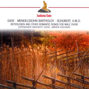 Reiterleben and other Romantic Songs for Male Choir