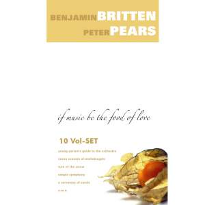 Britten & Pears: If Music be the Food of Love