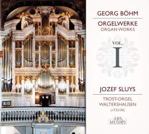 Georg Bohm: Organ Works