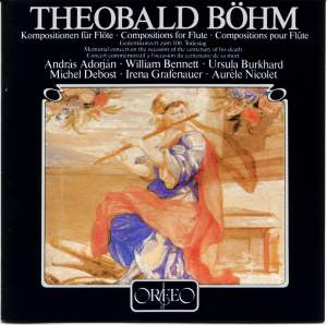 Theobald Böhm - Compositions for Flute