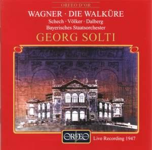 Wagner: Die Walküre: Act 1