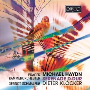 Haydn, M: Serenade in D major, P. 87 MH 86