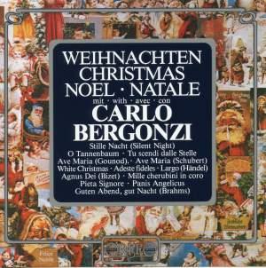 Christmas Songs With Carlo Bergonzi