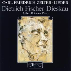 Zelter - Lieder