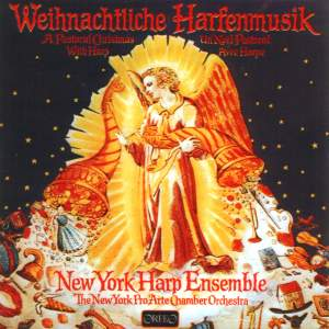 Weihnachtliche Harfenmusik