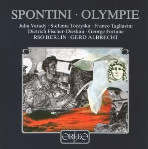 Spontini: Olympie Product Image