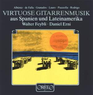 Virtuoso Guitar Music from Spain and Latin America