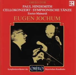 Hindemith: Cello Concerto & Symphonic Dances