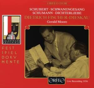 Schubert: Schwanengesang & Schumann: Dichterliebe