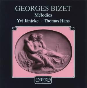 Georges Bizet: Mélodies
