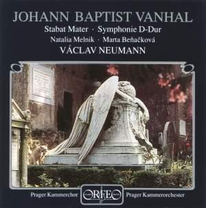 Vanhal: Stabat mater & Symphony in D major
