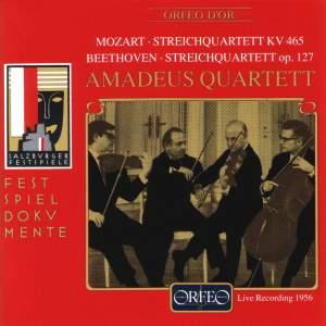 Mozart & Beethoven: String Quartets