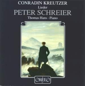 Kreutzer, K: Lieder