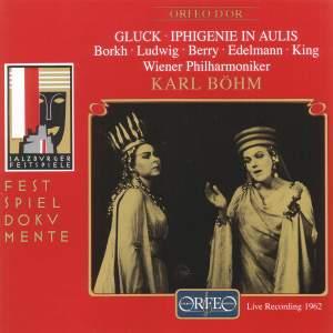 Gluck: Iphigénie en Aulide